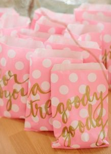 baby's goody bags