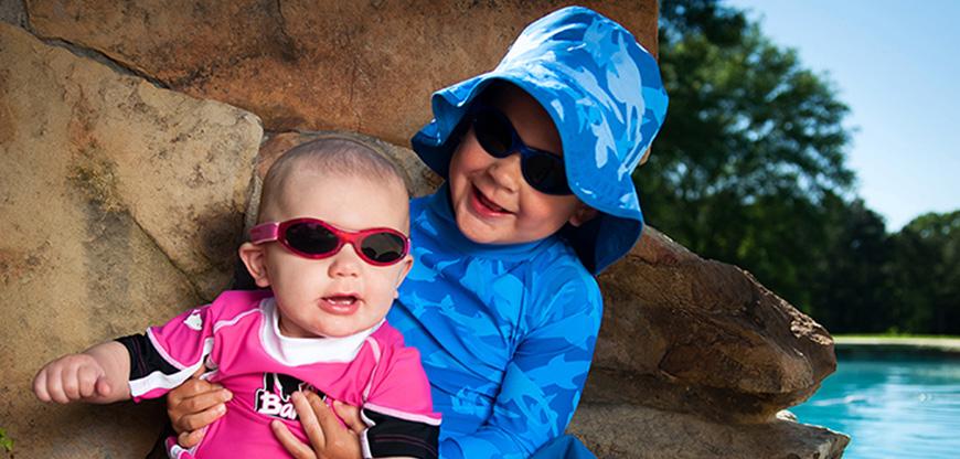 kids emporium.baby banz.sunglasses